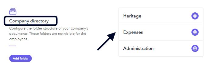 Check Company Directory