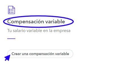 Compensión variable