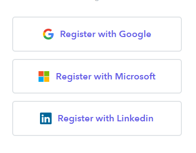 Register with
