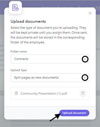 Upload document-1